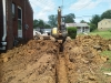 J Birds Installation of French Drain