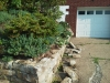 Retaining Wall in South Hills