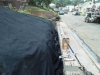Retaining Wall being made in Pittsburgh