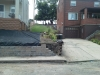 Completed Pittsburgh Retaining Wall