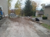 South Hills Retaining Wall Installation