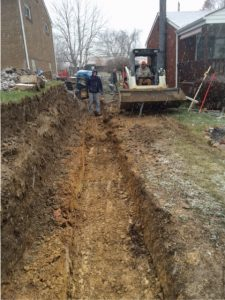 Pittsburgh French Drains