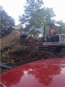Excavating Services Pittsburgh