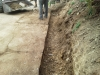 South Hills Retaining Wall Process