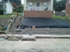 Process of building Retaining Wall