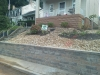 Retaining wall South Hills