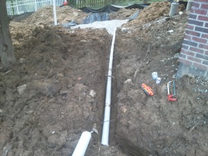 French Drain South Hills