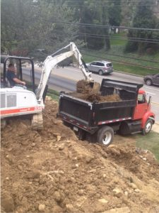 Excavating Contractor Pittsburgh